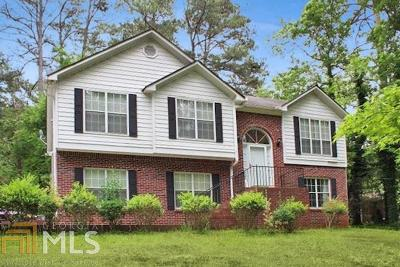 Stone Mountain Single Family Home New: 4126 Durham Cir