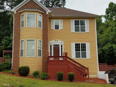 Rex Single Family Home New: 5747 Rex Mill Ter