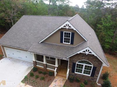 Lumpkin County Single Family Home New: 859 N Timberlane Dr