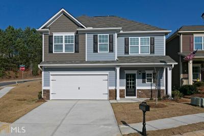 Dawsonville Single Family Home New: 234 Orange Cir