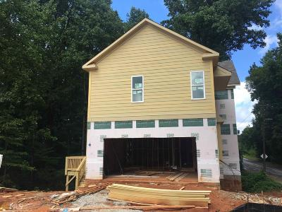 Atlanta Single Family Home Back On Market: 1641 Waysome Way #1