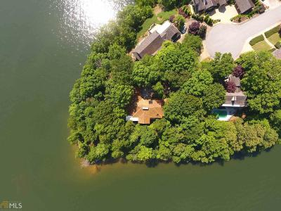 Hall County Single Family Home New: 2436 Island Dr