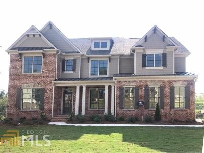 Flowery Branch  Single Family Home New: 6742 Trailside Dr