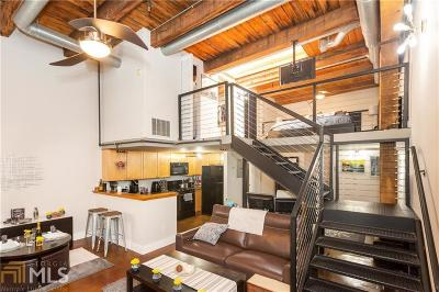 Atlanta Condo/Townhouse New: 644 Wells #13