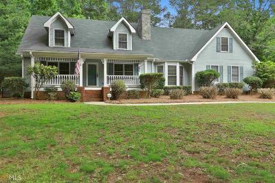 Fayetteville Single Family Home New: 180 Roxboro Ct