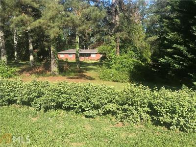 Marietta Single Family Home New: 2432 NE Powder Springs Rd