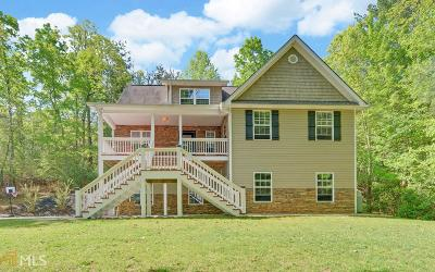 Blairsville Single Family Home Under Contract: 188 Red Maple Ln