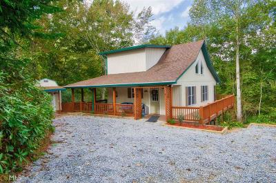 Rabun County Single Family Home For Sale: 69 Crest
