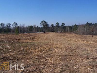 Monticello Residential Lots & Land For Sale: Ga Hwy 380
