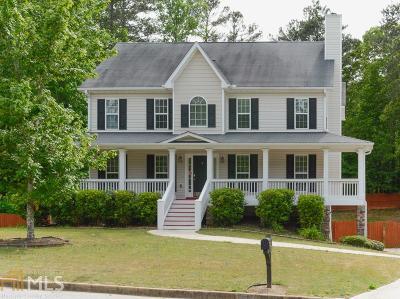 Douglasville Single Family Home New: 21 Chandler Ridge Dr