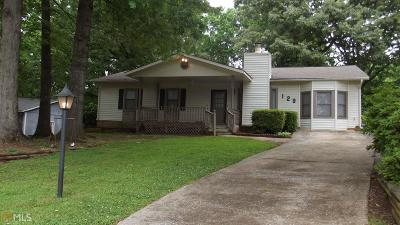 Stockbridge Single Family Home Under Contract: 129 Adrian Dr