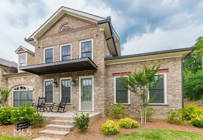 Norcross Condo/Townhouse For Sale: 5954 Redwine St