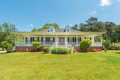 Tyrone Single Family Home New: 269 Palmetto Rd