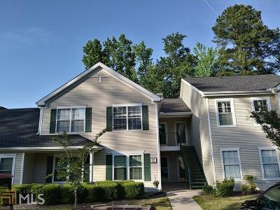 Peachtree City Condo/Townhouse Under Contract: 504 Ridgelake Dr