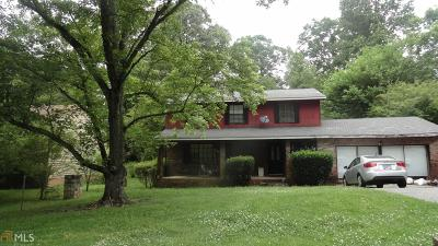 Clayton County Single Family Home For Sale: 482 Autumn Dr