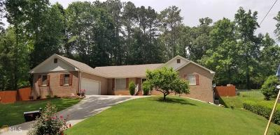 Stone Mountain Single Family Home New: 6646 Heathrow Ct