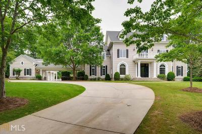 Roswell, Sandy Springs Single Family Home For Sale: 2130 Clay Dr