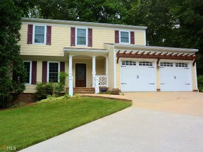 Marietta Single Family Home New: 4940 Heritage Trce #6