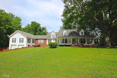 Fayette County Single Family Home New: 253 Adams Rd