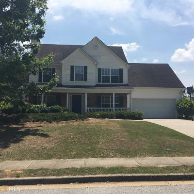 Loganville Single Family Home New: 305 Rockingham Dr