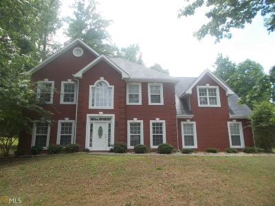Stockbridge Single Family Home New: 701 Tallapoosa