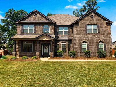 Stockbridge Single Family Home New: 812 Bufflehead Ct