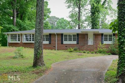 Smyrna Single Family Home New: 1240 Kingsview Dr