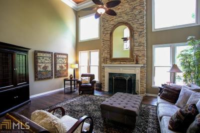 Canton Single Family Home New: 627 Gold Valley Pass