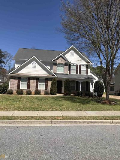 Marietta Single Family Home Under Contract: 844 Hampton Hill Dr