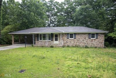 Conyers Single Family Home New: 785 South Pine