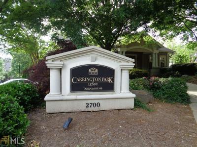 Atlanta Condo/Townhouse New: 2700 Pine Tree Rd #2113