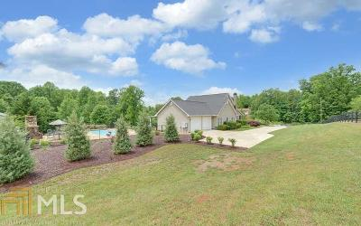 Hall County Single Family Home For Sale: 6455 Arrowhead Rd