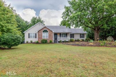 Dawsonville Single Family Home Under Contract: 386 Bryn Brooke Dr