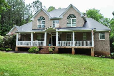 Madison Single Family Home New: 1341 Ponder Pines Rd