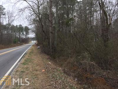 Conyers Residential Lots & Land New: 2069 SW Ebenezer Rd