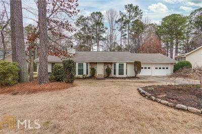 Roswell Single Family Home New: 4515 Gilhams Rd