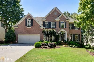 Alpharetta Single Family Home New: 4220 Breckenridge Ct