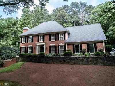 Atlanta Single Family Home New: 2570 Spalding