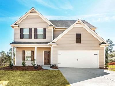 Winder Single Family Home New: 1236 Dianne Dr