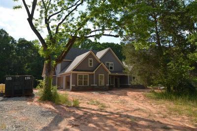 Coweta County Single Family Home For Sale: Gordon Oaks Way #Lot 41