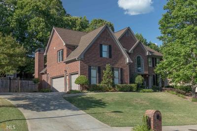 Alpharetta Single Family Home New: 150 Lansburgh Turn
