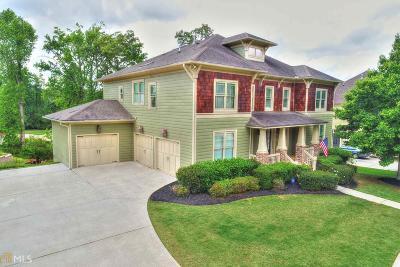 Hoschton Single Family Home For Sale: 6405 Grand Reunion Dr
