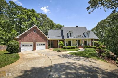 Dahlonega Single Family Home Under Contract: 652 Grindle Bridge Rd