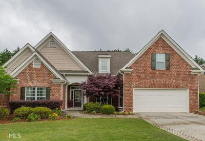 Loganville Single Family Home New: 2652 White Rose Dr