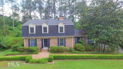Haddock, Milledgeville, Sparta Single Family Home New: 3761 Sinclair Dam Rd