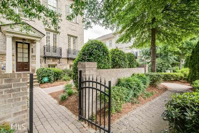 Atlanta Condo/Townhouse New: 3681 Brookhaven Manor Crossing