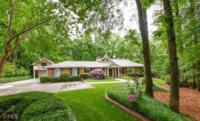 Atlanta Single Family Home New: 4321 Orchard Valley