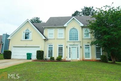 Ellenwood Single Family Home New: 4275 Azalea Walk