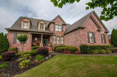 Dacula Single Family Home For Sale: 1462 Mountain Side Dr