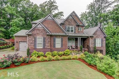 Roswell Single Family Home New: 1190 Mosspointe Dr